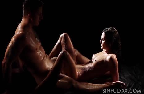 Rosaline Rosa получает нереальное удовольствие от секса #4