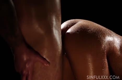 Rosaline Rosa получает нереальное удовольствие от секса #6