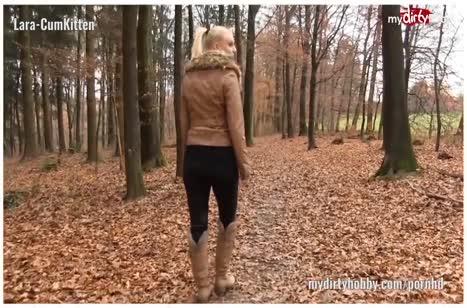 Бабенка в кожаных штанишках нашла себе анального любовника #3
