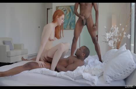 Рыженькую Maya Kendrick отдрючили мускулистые самцы #3