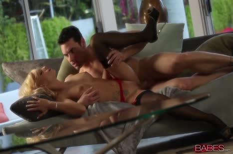 Erica Fontes с удовольствием раздвинула ноги #5