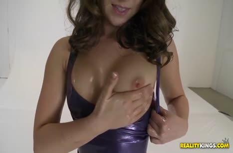 Remy LaCroix примерила латекс и устроила с мужем порно #2