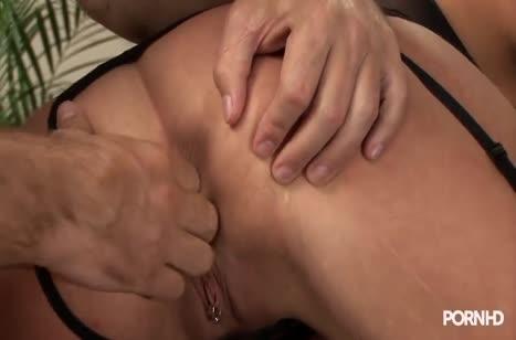 Пухленькая Emma Butt не против анального секса на анале #3