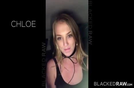 Блондинку Chloe Scott самец жестко пялит перед камерой #1